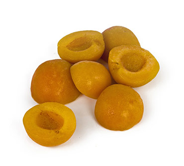 Sicoly product image Apricot halves