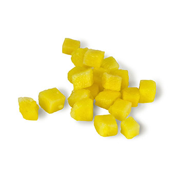 Sicoly product image Pineapple dices 10 x 10