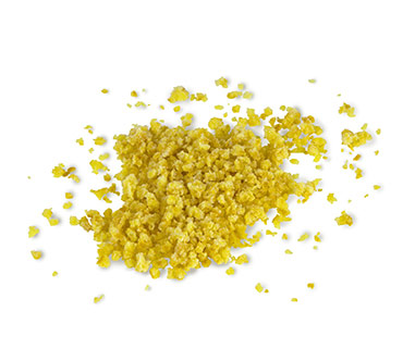 Frozen lemon grated zests sicoly lemon grated zests supplier for Decoration zeste de citron