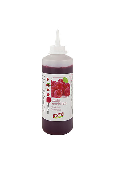 Sicoly product image Raspberry coulis