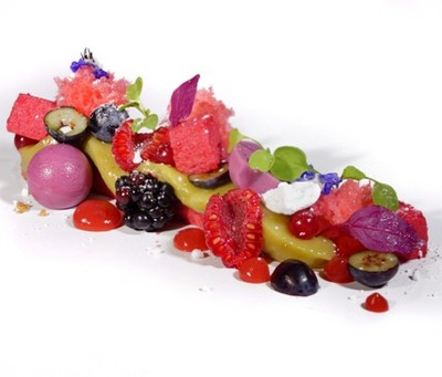 Berries all the way  Jordi PUIGVERT