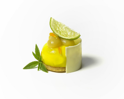 Citrus cheese cake 50 units Jordi PUIGVERT