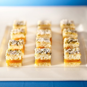 Exotic petits fours  Jean-Jacques BORNE