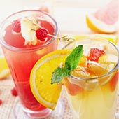 Fruit purées & juices